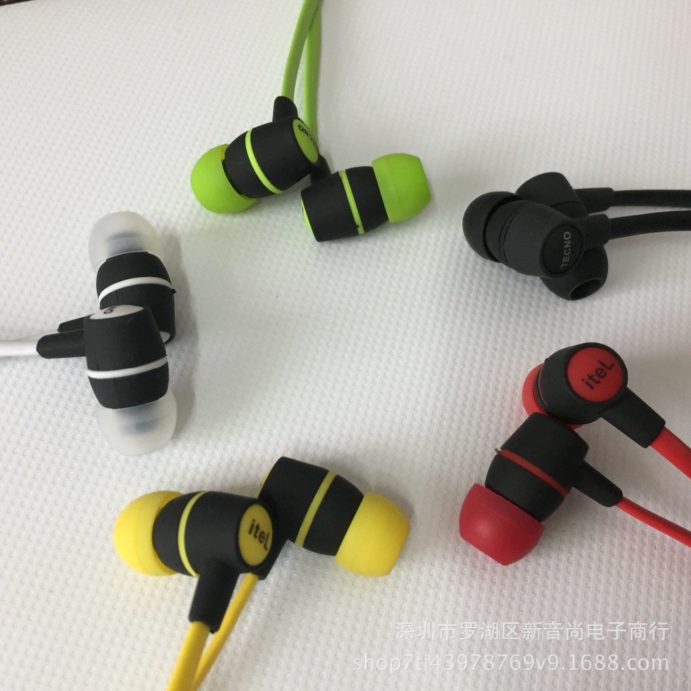 5colours Earphones Gaming Headset 3.5mm Foldable Portable headphone for pc computer bail ...
