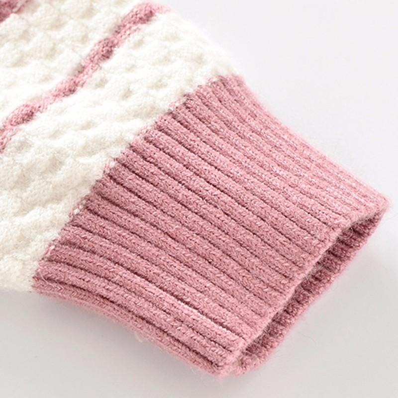 Spring Autumn Winter Comfortable Boy&Girl Sweater Angora Pullover Sweater O-Neck Collar Clothes Children Clothing Free Shipping (7)