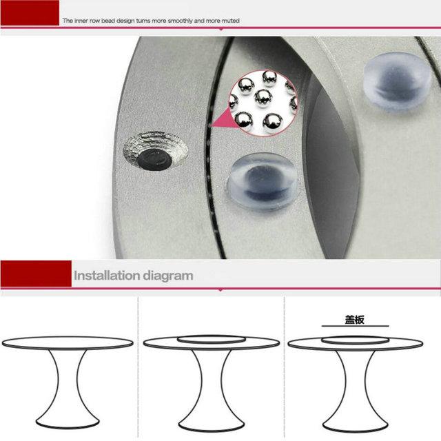 нескользящее мягкое резиновое основание ss h4inch/12cm od для фотография