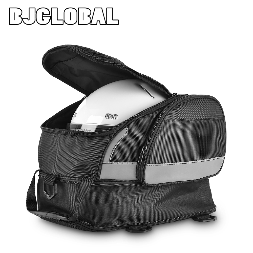 Мотоциклетный рюкзак с задним хвостом, сумка для шлема, сумки, чемоданы, багажная сумка для путешествий, сумки на заднее сиденье, водонепрон...