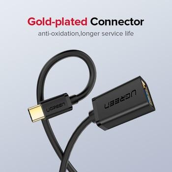 USB Type C to USB 3.0 USB 2.0 OTG Adapter 5