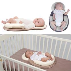 Детские гнездо кровать Портативный младенческой кроватки для новорожденных путешествия кровать на автомобиль безопасности складные