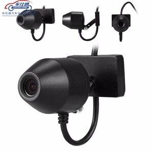Image 1 - 120 degrés USB Port dans la voiture caméra voiture DVR enregistreur vue de face caméra pour Android système GPS Navigation voiture enregistrement vidéo