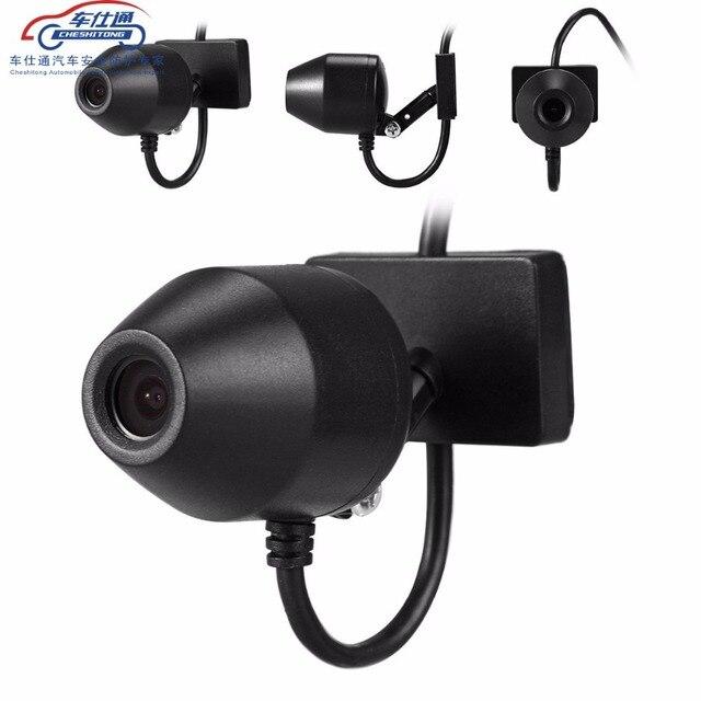 120 degrés USB Port dans la voiture caméra voiture DVR enregistreur vue de face caméra pour Android système GPS Navigation voiture enregistrement vidéo