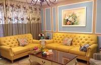 Sofás Para Sala de estar Sofá Secional Top Fashion Promoção Poltrona Saco de Feijão Cadeira Bom Preço Estilo Country Americano 321 Conjunto