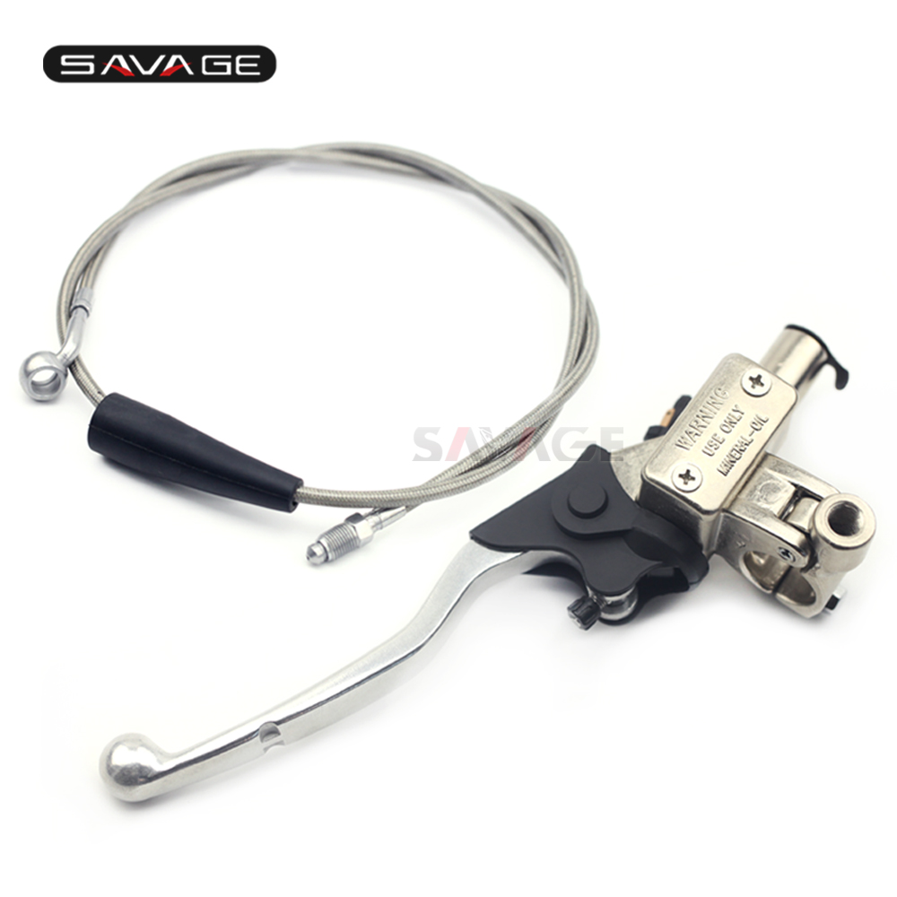 Hose-Pipe Lever-Oil Clutch XC-W Hydraulic-Master-Cylinder for Ktm-250 300/400/450/..