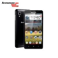 Oryginalny Lenovo P780 Telefony komórkowe MTK6589 Quad Core 5