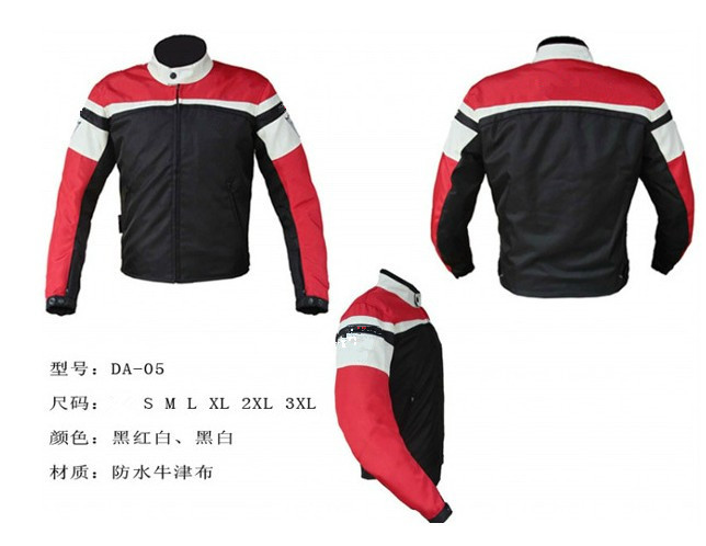 2014 new DA05 Motorcycle Racing Jackets Men's jersey jacket 2 colors can choose DA-05 vazhnyj kommentarij igorya ivanovicha strelkova 05 08 2014