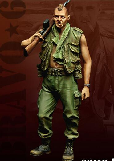 1/35 Resin Kits Vietnam War US Army Series 3 (total 4 Styles) Not Assembled Uncolored