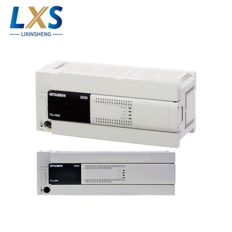 MITSUBISHI FX3u-48M+FX3u-485ADP-MB+fx2N-16ex programmabile plc