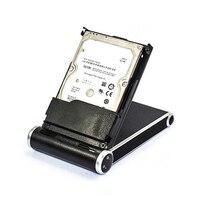 Новейшие мобильные жесткий диск коробка USB3.0 Тетрадь мобильный жесткий диск окно 2.5-дюймовый SATA Serial Порты и разъёмы SSD жесткий диск коробка SSD...