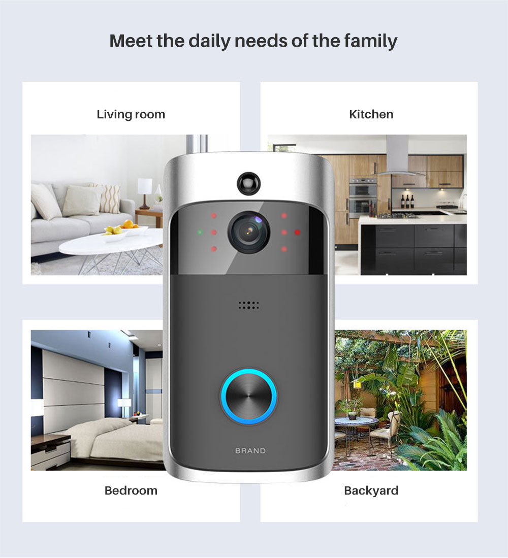 Video Doorbell WiFi  (16)