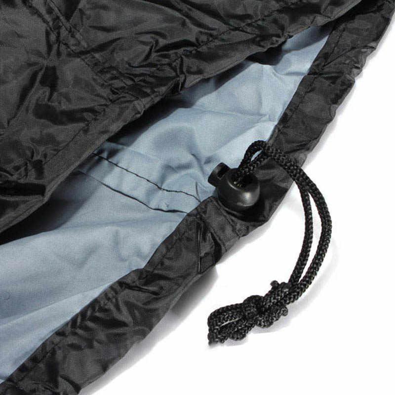 Panno impermeabile di Oxford Forno Esterno Copertura Della Pioggia Giardino a prova di Polvere Stufa Sole Ombra Panno Rain Cover Accessori