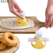 XZJJA формы для пончиков, кухонные десерты, хлебные Кондитерские инструменты, инструменты для выпечки, резак для приготовления пищи, печенья, торта, трафарет, форма для приготовления пончиков
