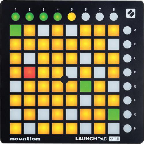Novation LAUNCHPAD MINI MK2 MKII Live MIDI controller USB DJ Stage USB MIDI DJ Controller 64