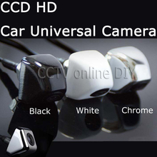 CCD universal Car rear view camera parking backup HD color night vision such solaris corolla k2 car reversing