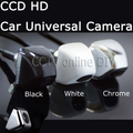 CCD универсальная Автомобильная камера заднего вида Автомобиля резервного копирования парковочная камера HD цвет ночного видения, такие solaris венчик k2 автомобиль обращая камера