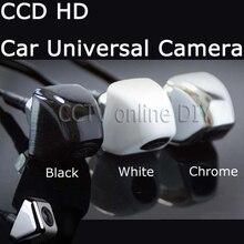 CCD de visión trasera universal cámara Del estacionamiento Del Coche cámara de reserva HD color de la visión nocturna, solaris corolla k2 coche marcha atrás cámara