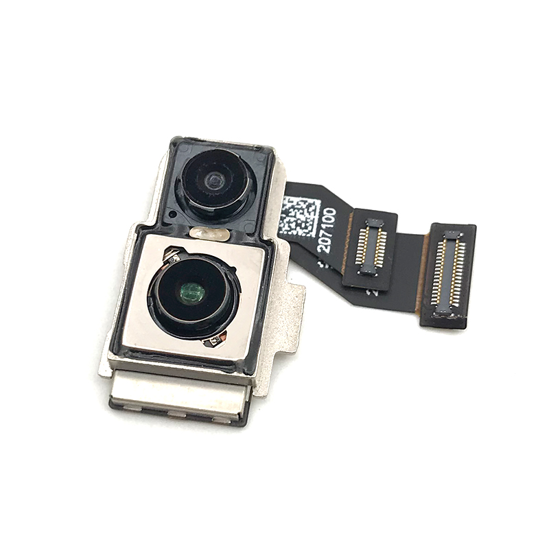 Original Main Camera For Asus Zenfone 5 2018 Gamme ZE620KL/ Zenfone 5Z ZS620KL X00QD Rear Back Camera With Flex Ribbon Cable