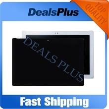 Замена Новый ЖК-дисплей Дисплей Сенсорный экран сборки для Asus ZenPad 10 Z300 Z300C Z300CL Z300CG 10.1 «Черный Белый цвет; Бесплатная доставка