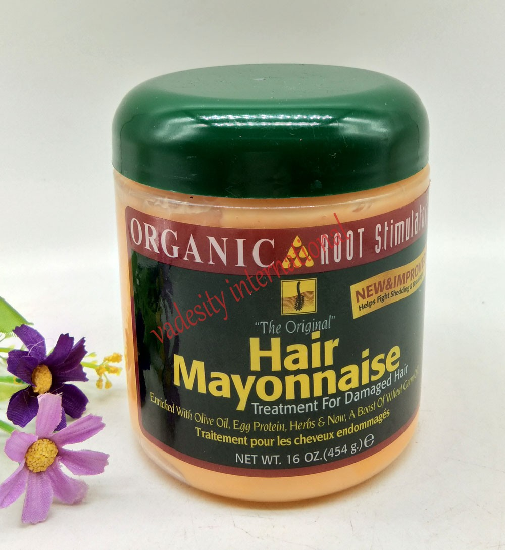 ORS hair mayonnaise treatment for damaded hair 454g X 1PcsORS hair mayonnaise treatment for damaded hair 454g X 1Pcs