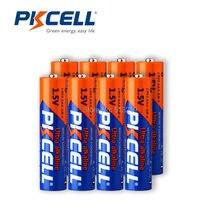 PKCELL – thermomètre pour bébé et adulte, batterie sèche alcaline 1.5v, piles AAA LR03 E92 EN92 R3P R03P AM4, 8 pièces