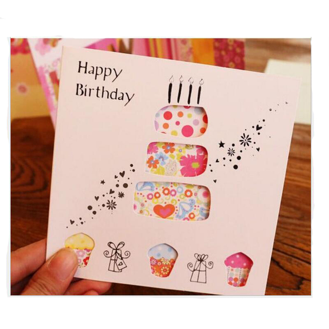 Hollow flower greeting card birthday party tanabata love greeting hollow flower greeting card birthday party tanabata love greeting invitation event party supplies send randomly filmwisefo