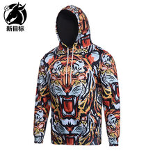 Oversized Hoodie Men Kangaroo Shirts Mostly Male Lisa Frank Crash Bandicoot Winter Jacket For Men Utrecht Besiktas Drake L6093(China)
