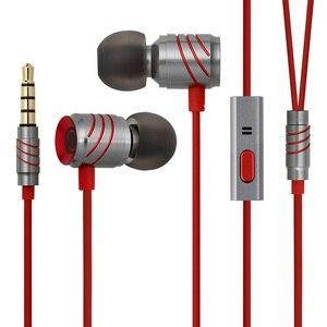 Image 1 - GGMM C800 אוזניות עם מיקרופון עבור טלפון HiFi אוזניות fone דה ouvido אוזניות Handfree אוזן טלפונים עבור iphone 7 8 X אנדרואיד
