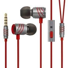 GGMM C800 słuchawki z mikrofonem do telefonu słuchawki HiFi fone de ouvido słuchawki douszne słuchawki douszne do iphone 7 8 X Android