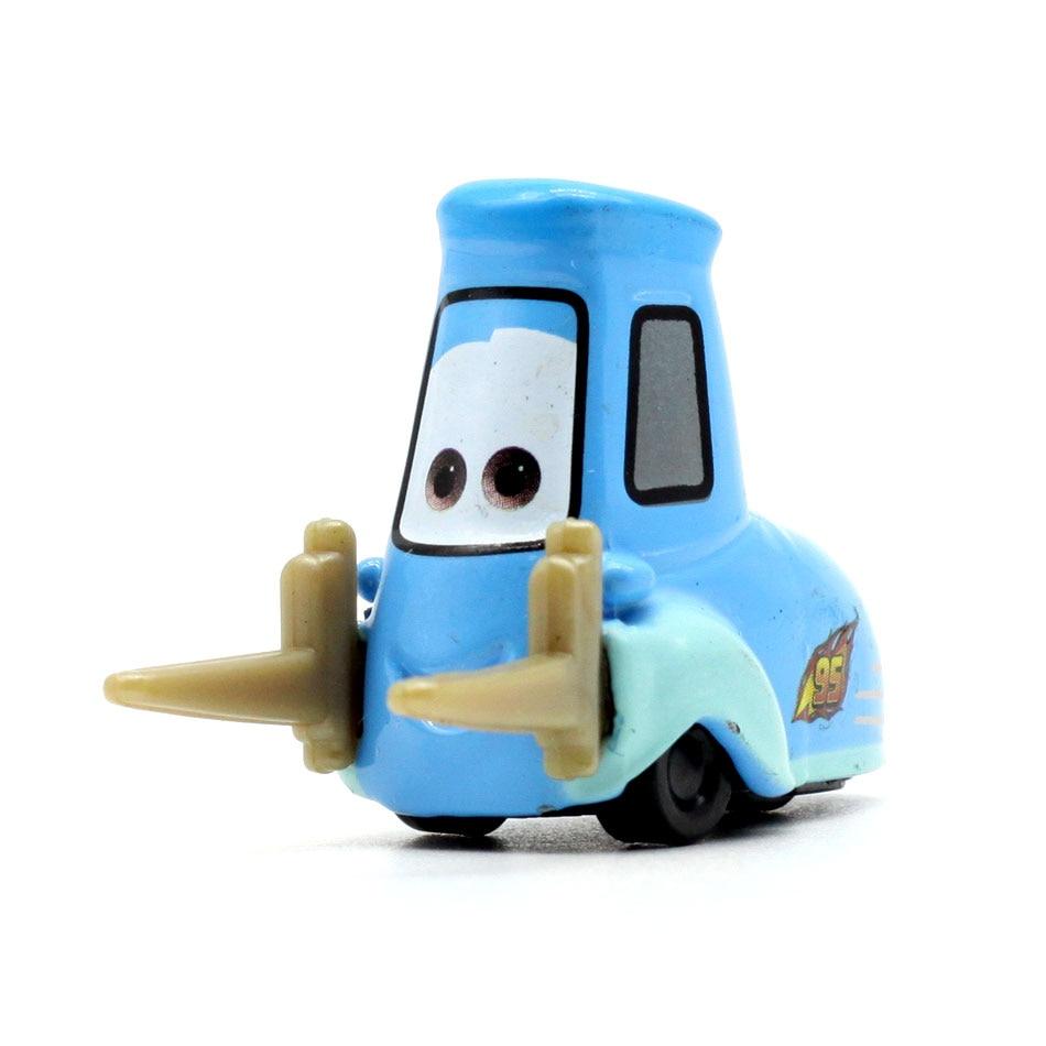 Disney Pixar Cars 3 21 стиль для детей Джексон шторм Высокое качество автомобиль подарок на день рождения сплав автомобиля игрушки модели персонажей из мультфильмов рождественские подарки - Цвет: 16