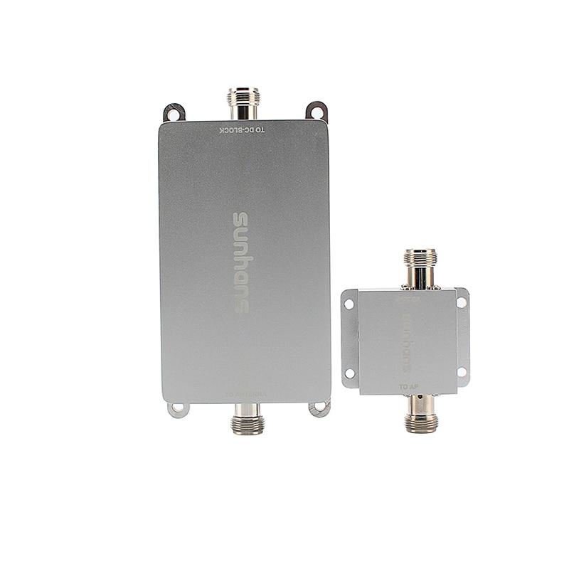 Sunhans High Power 10W 2,4 GHz utomhus bredband trådlöst signal - Reservdelar och tillbehör för mobiltelefoner - Foto 1