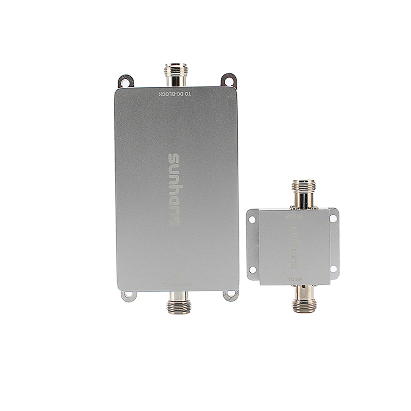 Sunhans haute puissance 10 W 2.4 Ghz extérieur haut débit sans fil Signal Booster Wifi amplificateur répéteur livraison gratuite
