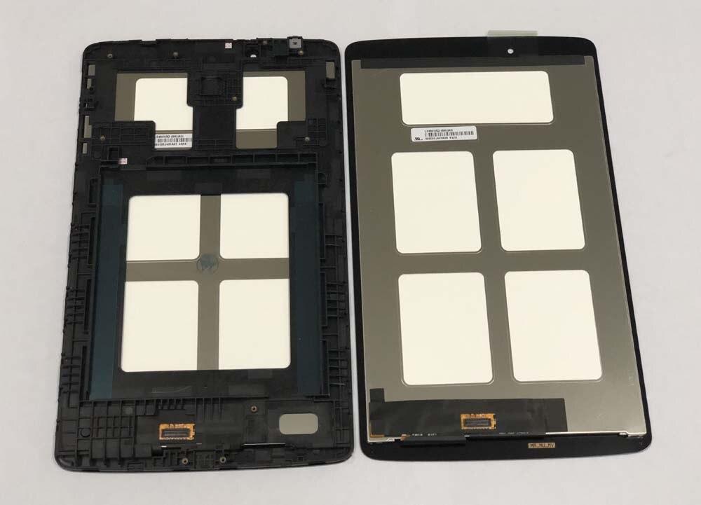 For LG G Pad 8.0 V480 V490 Full Touch Screen Digitizer Sensor Glass + LCD Display Panel Module Monitor Assembly With FrameFor LG G Pad 8.0 V480 V490 Full Touch Screen Digitizer Sensor Glass + LCD Display Panel Module Monitor Assembly With Frame