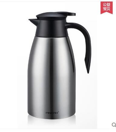 ФОТО Insulation pot home warm kettle stainless steel thermos thermos pot products every family products 2l