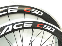 700c Wheelset Carbon Road Lightweight Wheels Carbon Road Bike Wheelset 38mm 50mm 60mm Carbon Alloy Brake