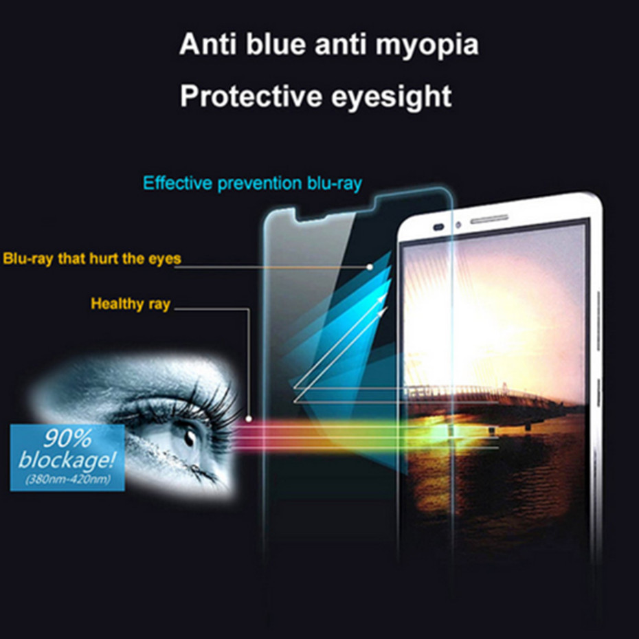9H 2pcs Screen Protector on the For iphone 8 tempered glass Anti Explosion Glass For iphone 8 Glass For iphone 8 Protection Film in Phone Screen Protectors from Cellphones Telecommunications