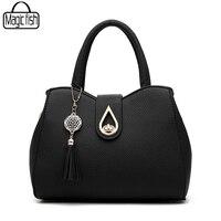Fashion Medium Women Bag Shoulder Bags Casual Women Messenger Bags Young Women Leather Handbags Design Female