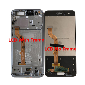 "Image 2 - 5.15 ""Axisinternational Für Huawei Ehre 9 STF L09 STF AL10 Lcd Screen Display + Touch Panel Digitizer Mit Rahmen"