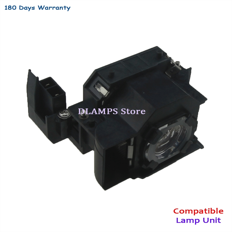 Replacement bulb With Housing ELPLP36  V13H010L36 fit For  EPSON EMP-S4 / EMP-S42 / PowerLite S4 projectors replacement projector lamp with housing elplp23 v13h010l23 for epson emp 8300 emp 8300nl powerlite 8300i powerlite 8300nl