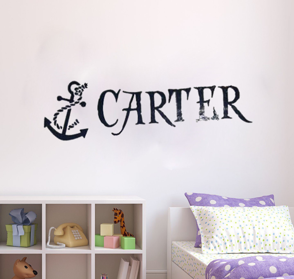 name stickers for wall home design ideas cacar custom name stickers vinyl wall sticker home decor living room wall pictures bedroom decorative stickers