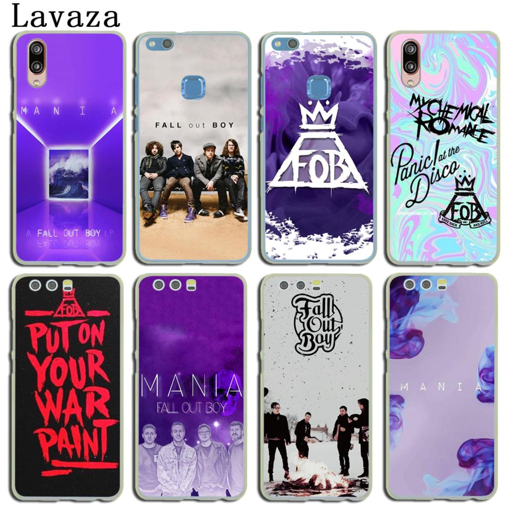 Lavaza Fall Out Boy Patrick Stump Cover Case for Huawei P20 P10 P9 Plus P8 Lite Mini 2015 2016 2017 P smart Mate 9 10 Lite Pro ...