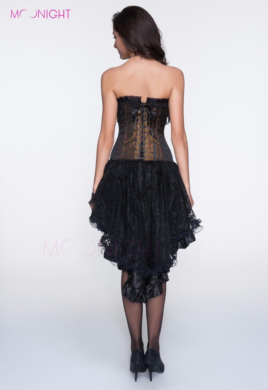 A0811 corset+7056dress-2