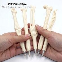 5 Pcs/lot Lovely Kawaii Bone Ballpoint Pen Cute Stationery Novelty Ball pen School Office Supplies
