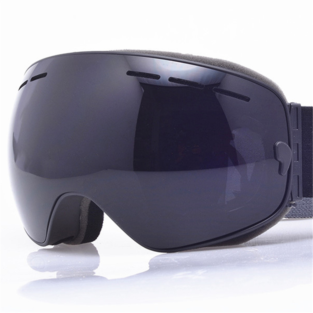 Ski Goggles, 2019 New Brand Professional UV400 Protection Big Spherical Men Women Ski Glasses Skiing Snowmobil Snowboard Goggles