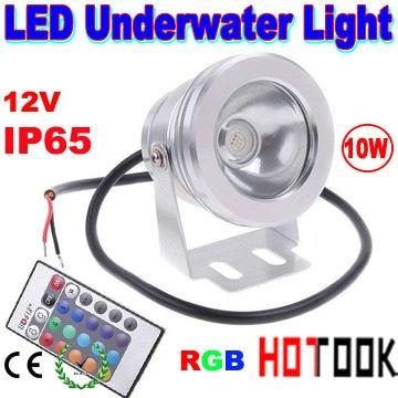 Sensible 10pcs Black Cover Ac85-265v Flat Lens Led Underwater Light Rgb Underwater Led Lamp Ip68 10w Pool Led Flashlight At All Costs Led Lamps Led Underwater Lights