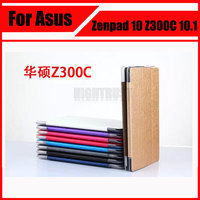 3 In 1 Top Quality Pu Leather Stand Flip Case Cover For Asus Zenpad 10 Z300C