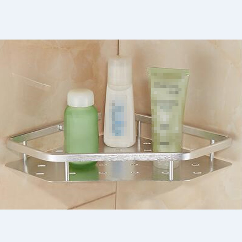 1pc Bathroom Shelf For Bathroom Accessories Soap Dish