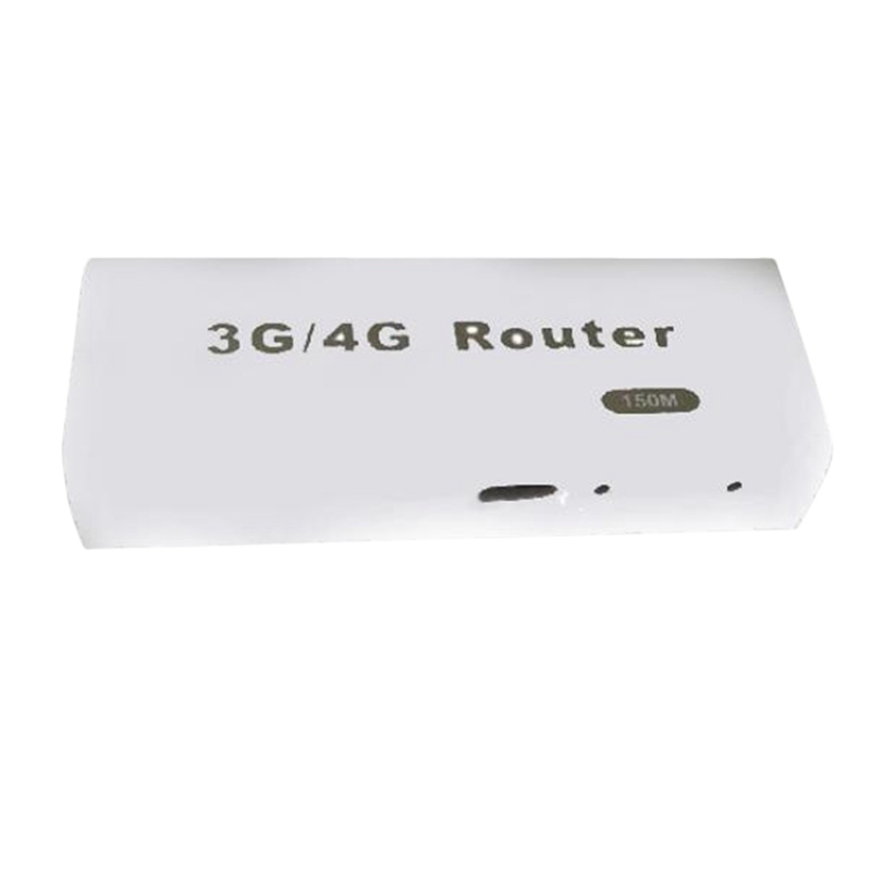 Mini 3G/4G Wifi Wlan Hotspot Ap Client 150Mbps Rj45 Usb Network Wireless Router For Ios Android Mobile Phone Tablet Pc