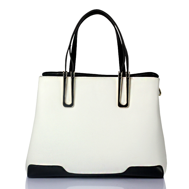 Free Shipping Europe New Fashion Genuine Cow Leather All matched Women Classical Soft Casual Totes and Handbags DDY011